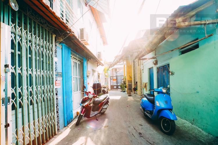 Lối đi 1 Bán nhà nằm tại địa chỉ 156/50 Nguyễn Thị Thập, diện tích sử dụng 65,9m2, view nội khu