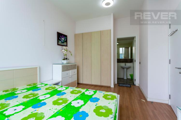 Phòng ngủ 1 Căn hộ Estella An Phú tầng thấp 2 phòng ngủ, nội thất đầy đủ