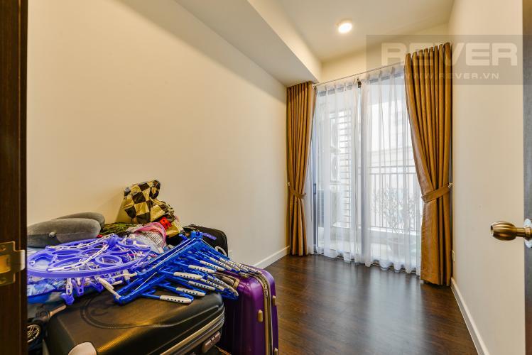 Phòng ngủ 2 Căn hộ The Tresor tầng thấp, tháp TS, 2 phòng ngủ, full nội thất