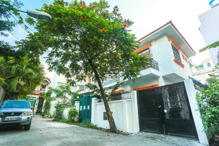 Cho thuê  Villa Thảo Điền Compound Quận 2 3PN