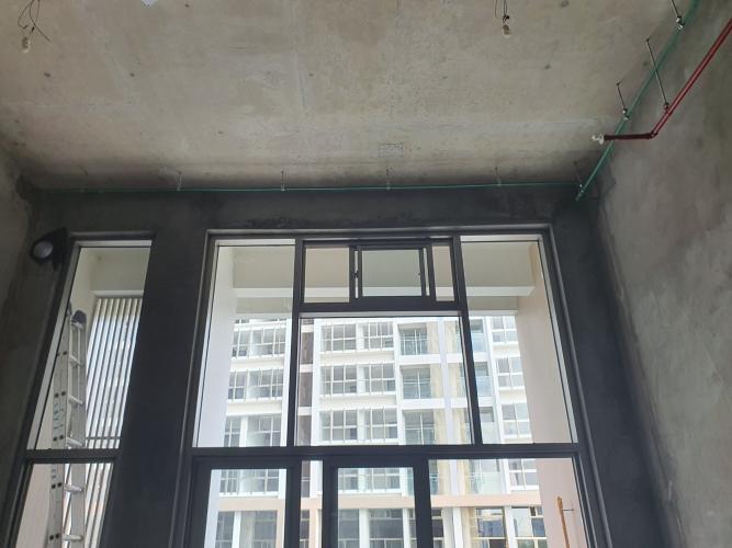 View từ cửa sổ Bán căn hộ 1 phòng ngủ tầng thấp Phú Mỹ Hưng Midtown, diện tích 42.9m2, bàn giao thô.