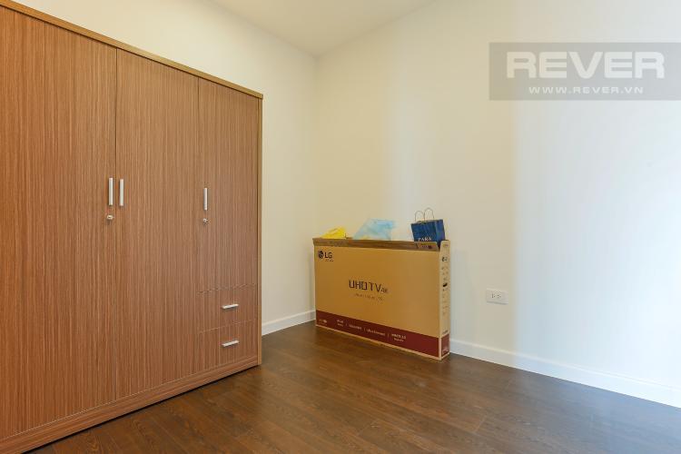 Phòng Ngủ 2 Căn hộ The Tresor 2 phòng ngủ tầng cao TS1 nội thất đầy đủ