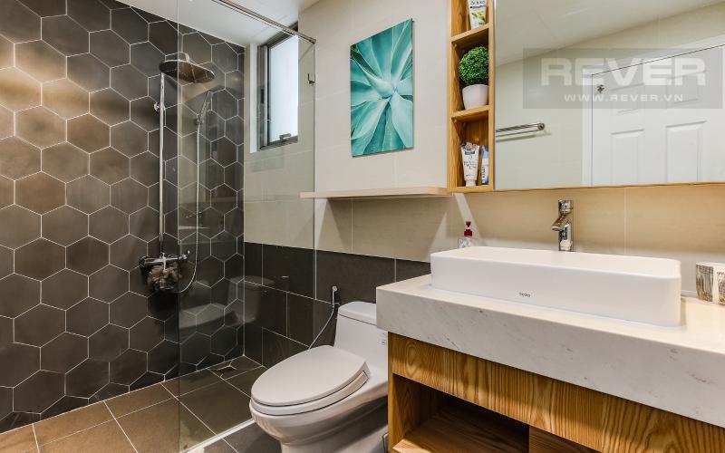 Phòng Tắm 2 Căn hộ Happy Residence 2 phòng ngủ tầng trung tháp B nội thất đầy đủ