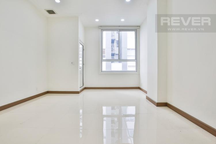 Phòng Khách Officetel Lexington Residence tầng thấp LE nội thất cơ bản