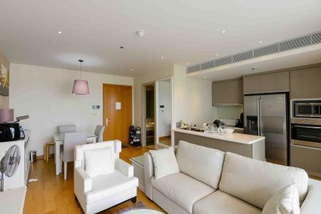Bán căn hộ Diamond Island - Đảo Kim Cương 1PN, tháp Brilliant, đầy đủ nội thất, view sông thoáng mát