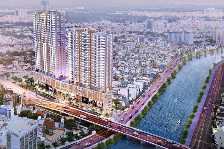 RiverGate Residence - Phoi-canh-River-Gate