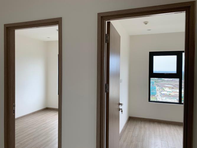 Phòng ngủ  căn hộ Vinhomes Grand Park Căn hộ Vinhomes Grand Park, view thành phố và nội khu thoáng mát.