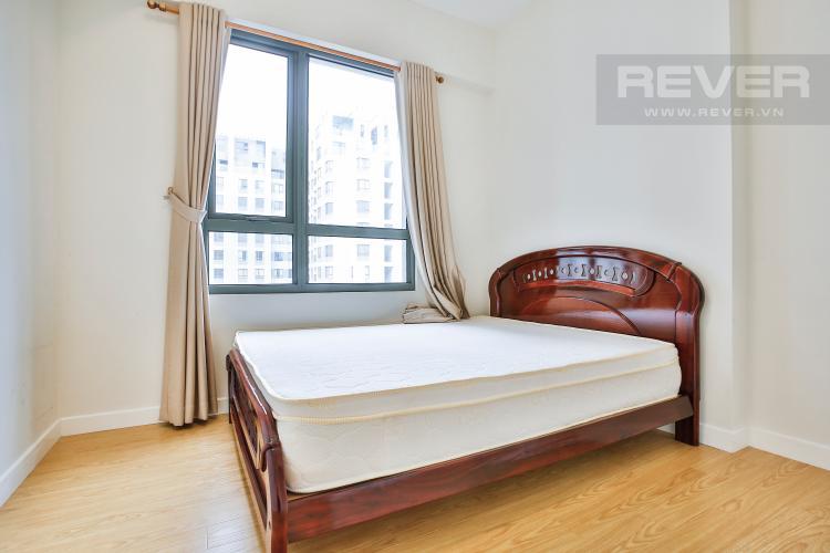 Phòng Ngủ 2 Căn ghép Masteri Thảo Điền 4 phòng ngủ tầng cao tháp T1 đầy đủ nội thất