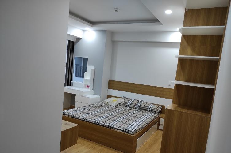 Phòng ngủ căn hộ Saigon South Residence  Căn hộ Saigon South Residence tầng thấp, đầy đủ nội thất