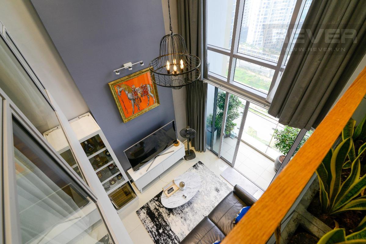 7122260fe8860ed85797 Bán căn hộ duplex Estella Heights 3PN, tầng trung, đầy đủ nội thất, view Xa lộ Hà Nội