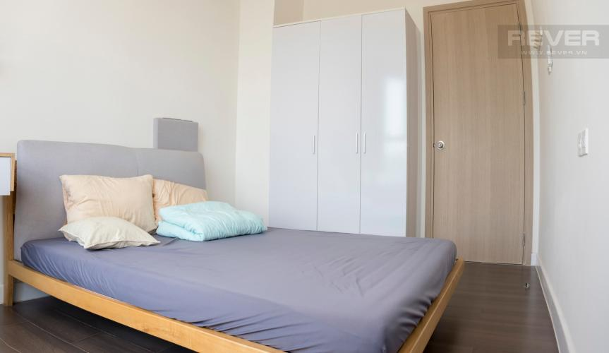 Phòng Ngủ 1 Bán căn hộ The Sun Avenue 2PN, tầng thấp, block 1, nội thất cơ bản