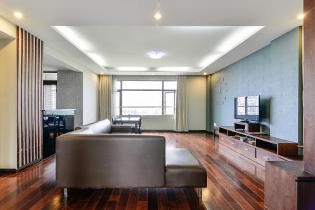 Căn hộ The Panorama 3 phòng ngủ tầng trung view sông