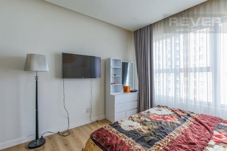 Phòng Ngủ 1 Căn hộ Galaxy 9 3 phòng ngủ tầng thấp nội thất đầy đủ