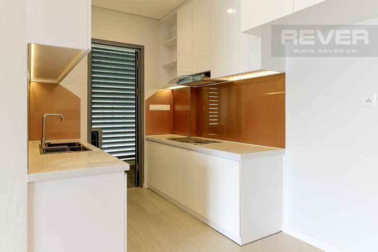 Bếp Cho thuê căn hộ Diamond Island - Đảo Kim Cương 1PN, tầng thấp, đầy đủ nội thất, view hồ bơi