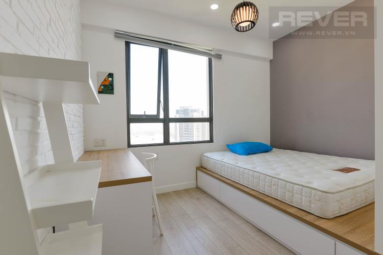 Phòng Ngủ 1 Căn hộ Masteri Thảo Điền tầng cao, 2PN đầy đủ nội thất, view sông