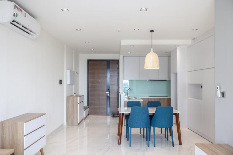 Cho thuê căn hộ Phú Mỹ Hưng Midtown 2PN, diện tích 88m2, đầy đủ nội thất, view thoáng
