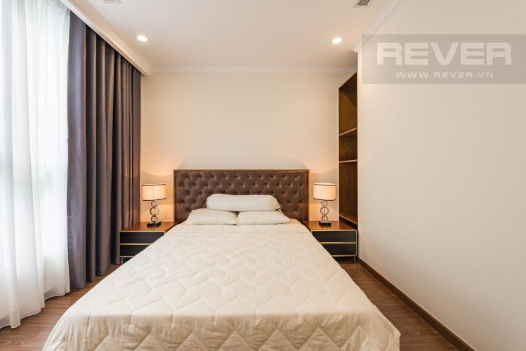 Phòng ngủ 1 Cho thuê căn hộ Vinhomes Central Park 3PN, tầng 37 tháp Landmark 5