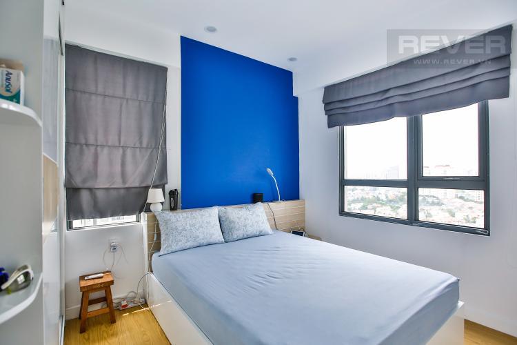 Phòng Ngủ 1 Căn góc Masteri Thảo Điền 2 phòng ngủ tầng trung T3 ful nội thất