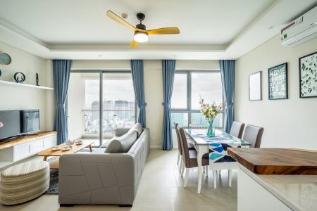 Bán hoặc cho thuê căn hộ Diamond Island - Đảo Kim Cương 2PN, tháp Bora Bora, đầy đủ nội thất, hướng Đông Nam