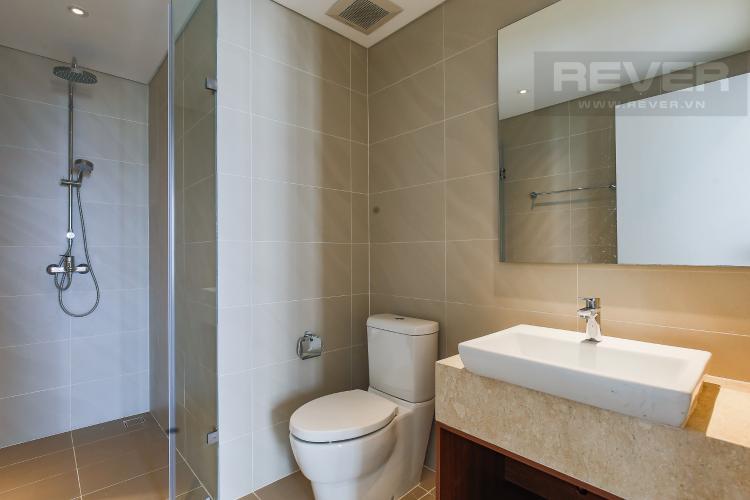 Phòng Tắm 2 Bán hoặc cho thuê căn hộ Diamond Island - Đảo Kim Cương 3PN tầng trung, tháp Bahamas, view hồ bơi