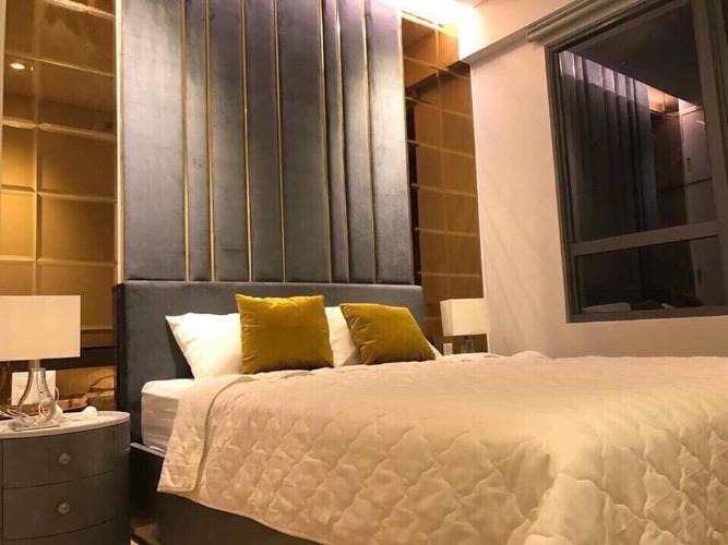 Phòng ngủ căn hộ Masteri Thảo Điền Căn hộ Masteri Thảo Điền tầng cao view thành phố thoáng mát.