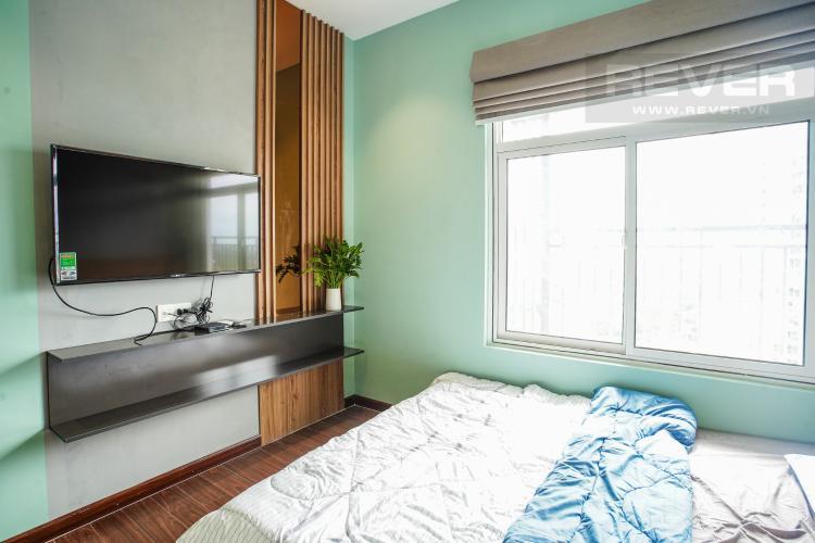 Phòng Ngủ 2 Cho thuê căn hộ Sunrise Riverside 3PN, tầng trung, đầy đủ nội thất, hướng Đông đón gió