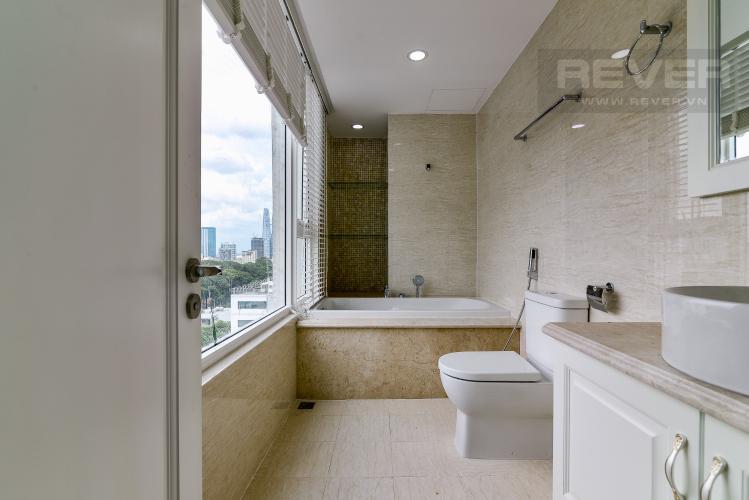 Phòng Tắm 2 Cho thuê căn hộ tầng cao Léman Luxury Apartments, 2PN, đầy đủ nội thất