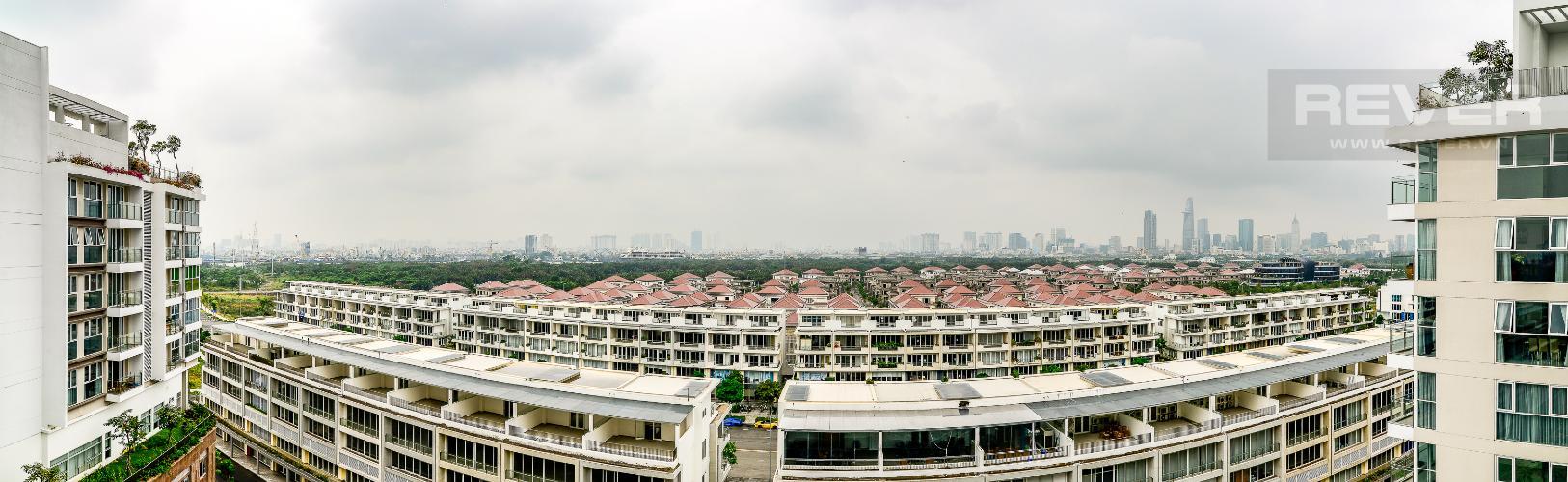 View Căn hộ Sarimi Sala Đại Quang Minh 2 phòng ngủ tầng thấp tháp B