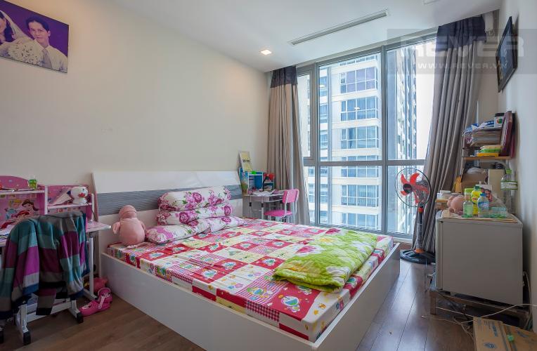 Phòng Ngủ 3 Căn hộ Vinhomes Central Park 3 phòng ngủ tầng trung P6 view công viên