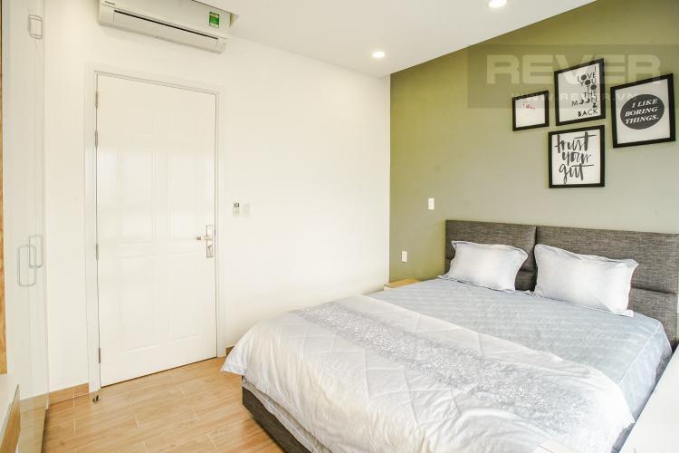 Phòng Ngủ 1 Bán căn hộ Happy Valley 3PN, tầng thấp, đầy đủ nội thất, view trực diện sông