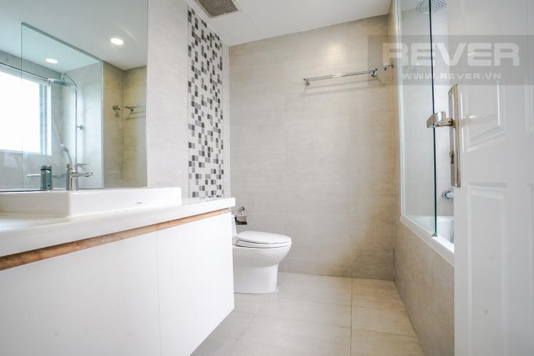 Phòng Tắm 2 Bán căn hộ Happy Valley 3PN, tầng thấp, đầy đủ nội thất, view trực diện sông