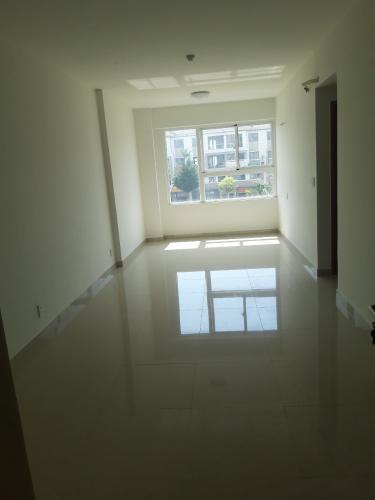 Phòng khách căn hộ CitiSoho Bán căn hộ CitiSoho, diện tích 54.7m2 - 2 phòng ngủ, tầng thấp, không có nội thất, cửa hướng Đông Nam.