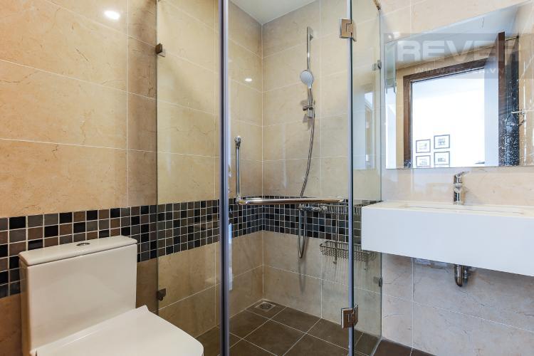 Phòng Tắm Căn hộ The Tresor 2 phòng ngủ tầng cao TS1 nội thất đầy đủ