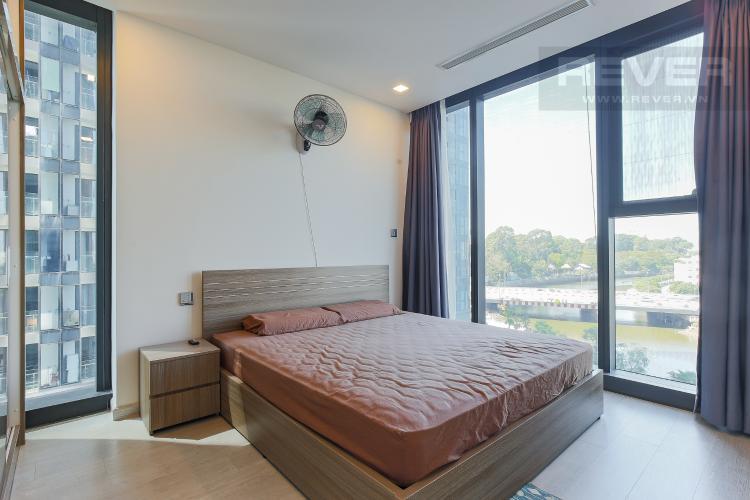 Phòng Ngủ 2 Căn hộ Vinhomes Golden River tầng thấp, 3PN, nội thất đầy đủ