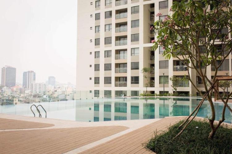 9.jpg Cho thuê căn hộ The Gold View 2PN, tháp A, đầy đủ nội thất, hướng Đông Nam