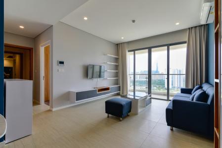 Bán căn hộ Diamond Island - Đảo Kim Cương 3 phòng ngủ, đầy đủ nội thất, view Landmark 81