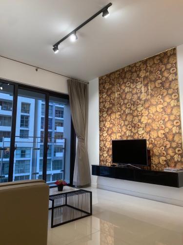Cho thuê căn hộ Estella Heights 1PN, tầng thấp, đầy đủ nội thất, ban công hướng Nam