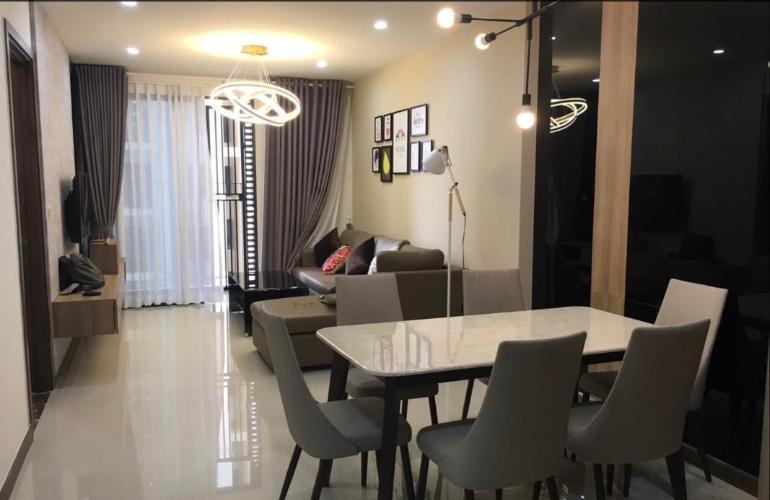 Cho thuê căn hộ Hado Centrosa Garden 2PN, diện tích 86m2, đầy đủ nội thất, view nội khu yên tĩnh