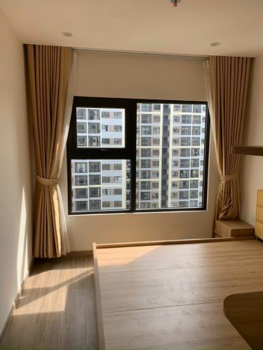 Phòng ngủ Vinhomes Grand Park Căn hộ Vinhomes Grand Park ban công hướng Tây Bắc, view thành phố.