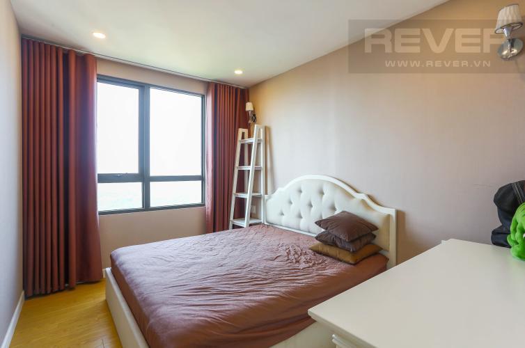 Phòng Ngủ 2 Căn hộ Masteri Thảo Điền tầng cao 3PN nội thất đầy đủ, view sông