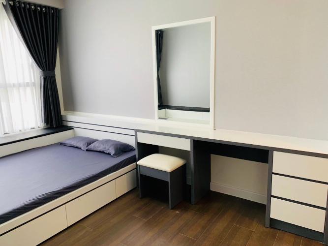Phòng khách căn hộ The Sun Avenue Căn hộ The Sun Avenue tầng trung 2 phòng ngủ, diện tích 73.5m2