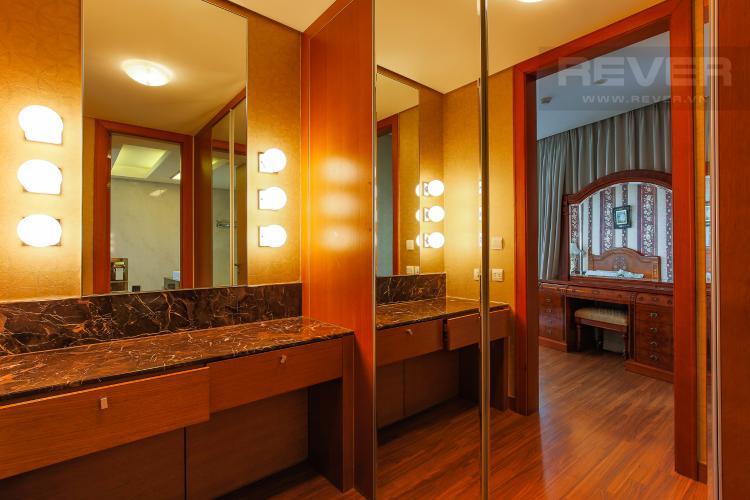 Phòng Thay Đồ Căn hộ Xi Riverview Palace 3 phòng ngủ tầng trung block 101 nội thất có sẵn