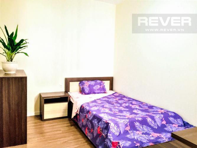 Phòng Ngủ 2 Cho thuê căn hộ M-One Nam Sài Gòn 2PN, tầng trung, đầy đủ nội thất, view hồ bơi nội khu
