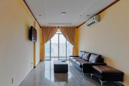 Căn hộ Hoàng Anh Thanh Bình 3 phòng ngủ tầng cao tháp B view toàn cảnh