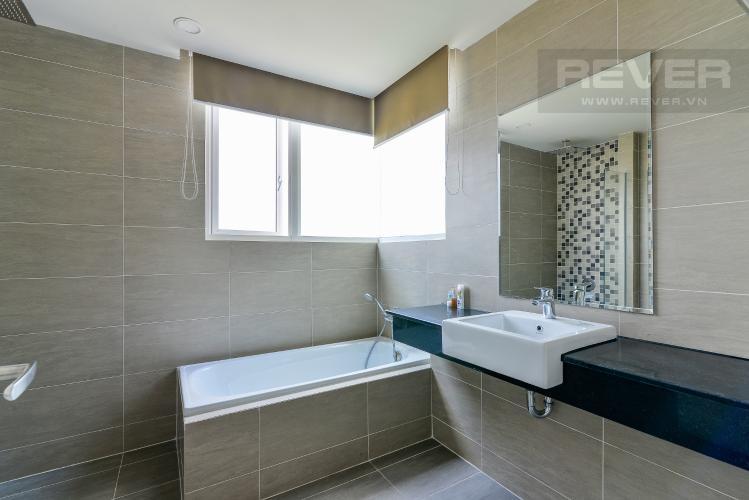 Phòng Tắm 3 Cho thuê căn hộ Vista Verde 4PN, view sông thoáng mát