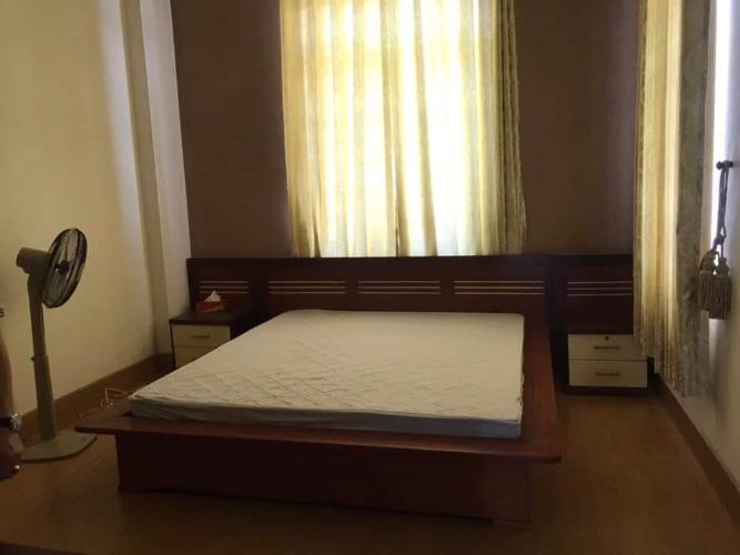 phòng ngủ nhà phố đường Lê Văn Lương Nhà phố Nhà Bè đầy đủ nội thất, khu dân cư an ninh, yên tĩnh.