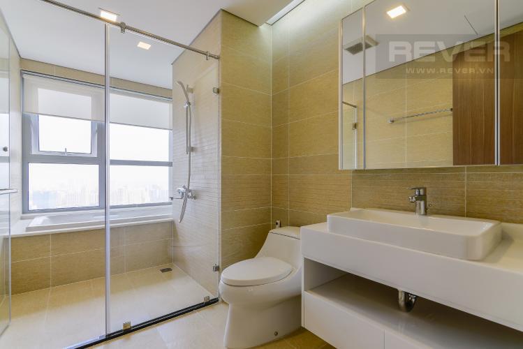 Phòng Tắm 2 Căn góc Vinhomes Central Park 4 phòng ngủ tầng cao P2 full nội thất