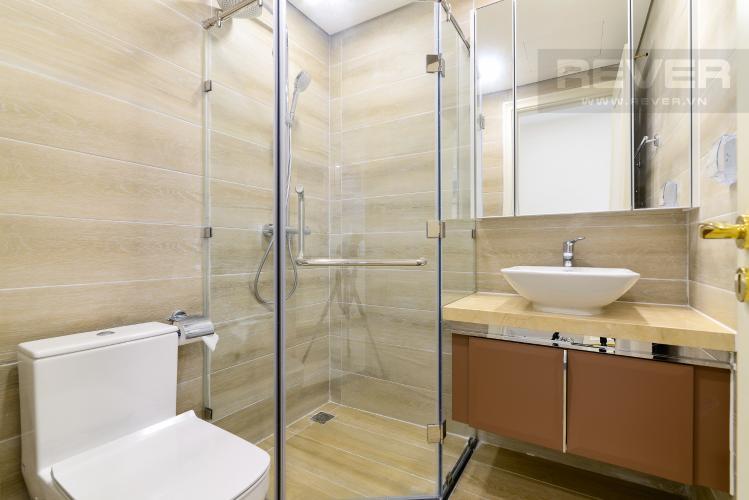 Phòng Tắm 1 Căn hộ Vinhomes Golden River tầng cao, 2PN nội thất đầy đủ, view sông