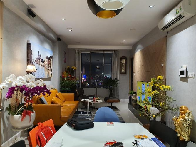 Không gian căn hộ Icon 56 Căn hộ chung cư Icon 56 view thành phố cực thoáng, đầy đủ tiện nghi.