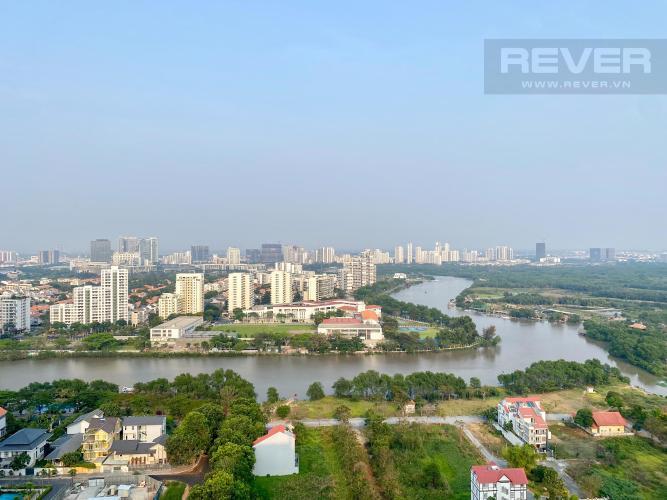View căn hộ SAIGON SOUTH RESIDENCE Bán căn hộ Saigon South Residence 2PN, tầng trung, bàn giao thô, view sông